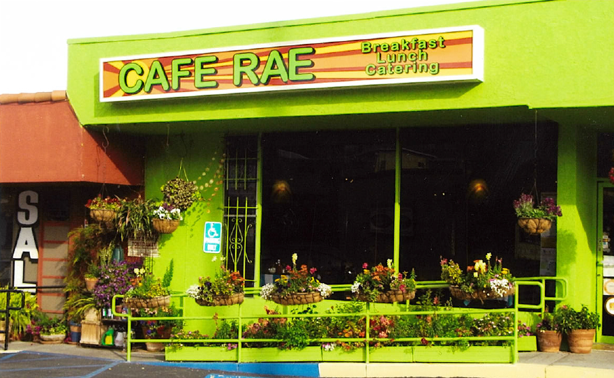 Cafe Rae - Breakfast Lunch Catering - Restaurant